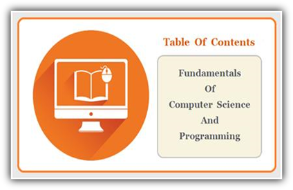 Computer Science course contents , Programming Fundamentals course contents